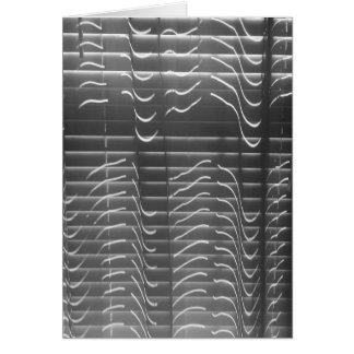 Lines & Light, Noir, card