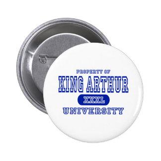 Ling Arthur University Pinback Button