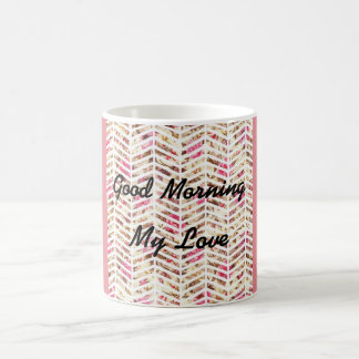 Ling cup basic white mug