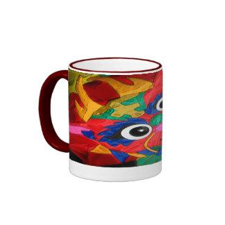 Ling-Fu Dragon Cup Coffee Mugs