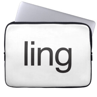 ling computer sleeve