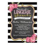 Lingerie Bridal Shower Invitation