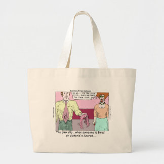 Lingerie Shop Pink Slip Funny Gifts Tees Cards Etc Tote Bag