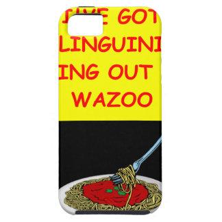 linguini iPhone 5 cases
