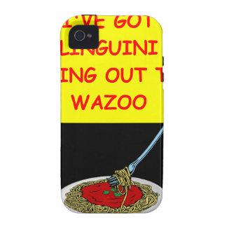 linguini Case-Mate iPhone 4 case