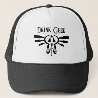 Link Geek Trucker Hat