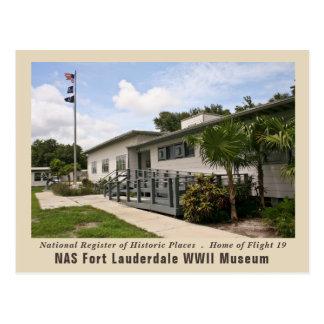 Link Trainer Building #8 Postcard
