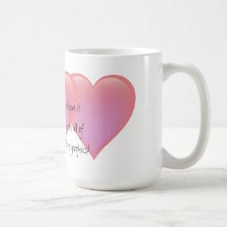 Linked Hearts Mug - customise it!