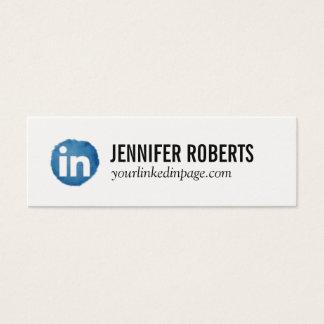 Linkedin Networking Card