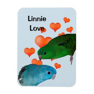 Linnie Love Photo Magnet Decor