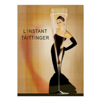 L'Instant Taittinger Remix Posters