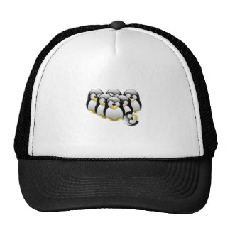 Linux Bowling Mesh Hats