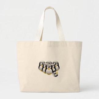 Linux Bowling Tote Bag