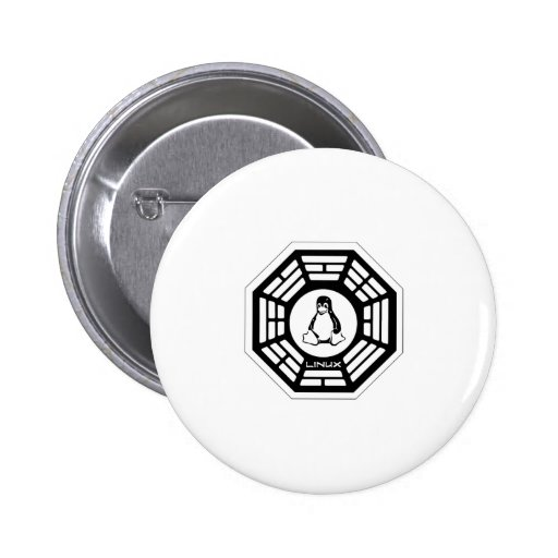 Linux Dharma Pinback Buttons