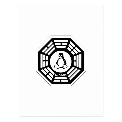Linux Dharma Post Cards