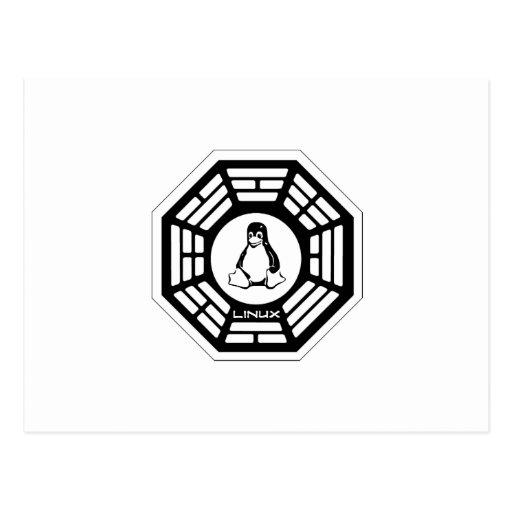 Linux Dharma Post Card