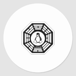 Linux Dharma Stickers