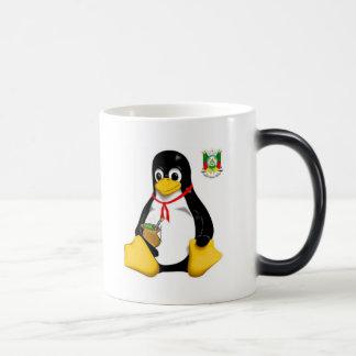 Linux Galdério Magic Mug