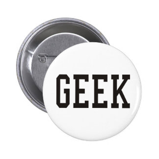 Linux Geek and more Products & Designs! 6 Cm Round Badge