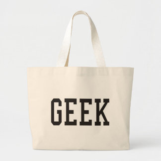 Linux Geek and more Products & Designs! Jumbo Tote Bag