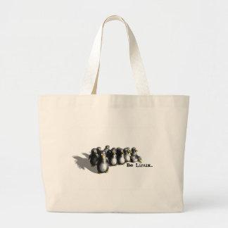 Linux Group Jumbo Tote Bag