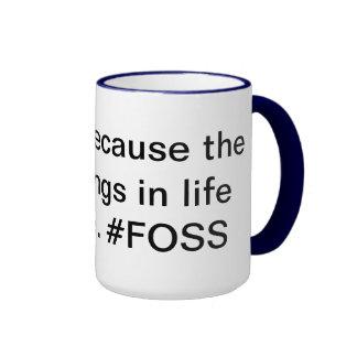 Linux Life 15oz White Mug