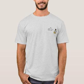 Linux man t shirt