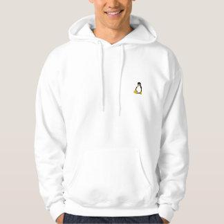 linux penguin hoodie