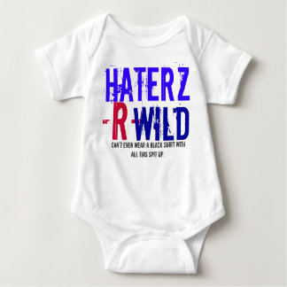 Linville Haterz Baby Bodysuit