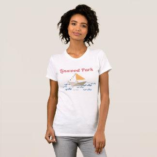 Linwood Park Sailboat Shirt