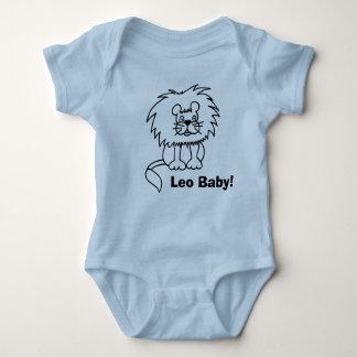 lion2, Leo Baby! Baby Bodysuit