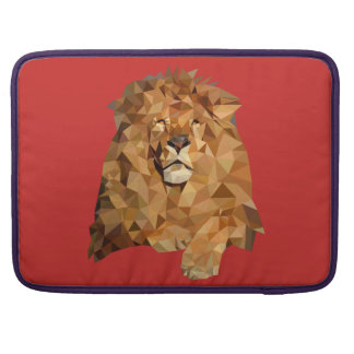 Lion 15 Inch Water Resistant MacBook Pro Sleeve