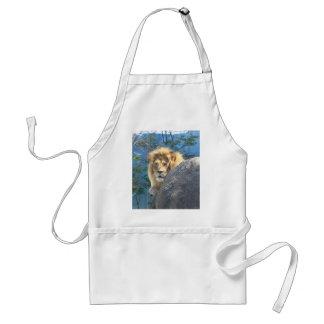 Lion 2 apron