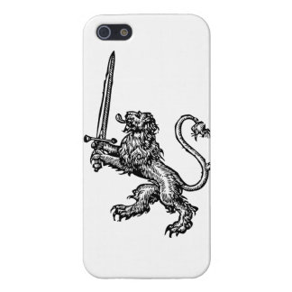 Lion and Sword iPhone case iPhone 5/5S Covers