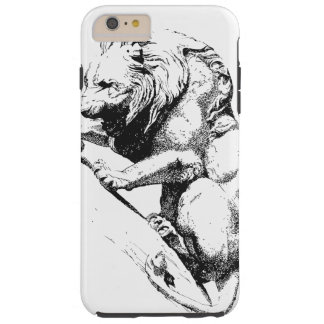 Lion And The Serpent Tough iPhone 6 Plus Case