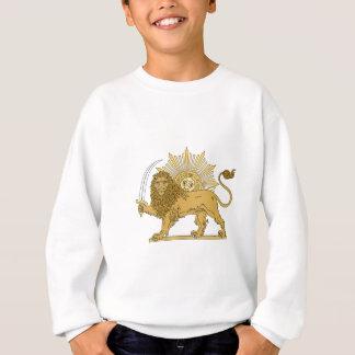 Lion and the sun sweatshirt