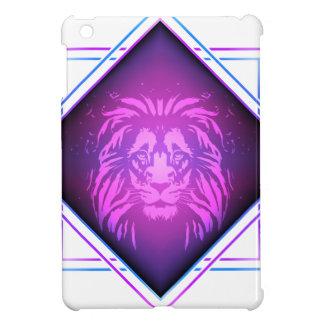 Lion art cover for the iPad mini