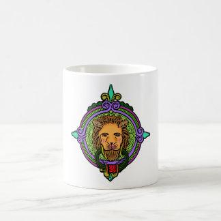 Lion Art exclusive Coffee Mug