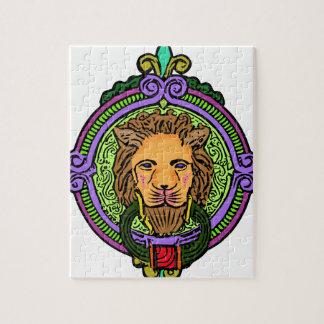 Lion Art exclusive Jigsaw Puzzle
