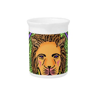 Lion Art exclusive Pitcher