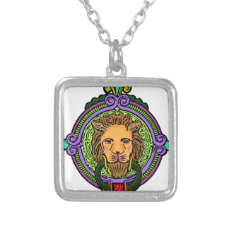 Lion Art exclusive Silver Plated Necklace