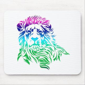 Lion Art Mouse Pad