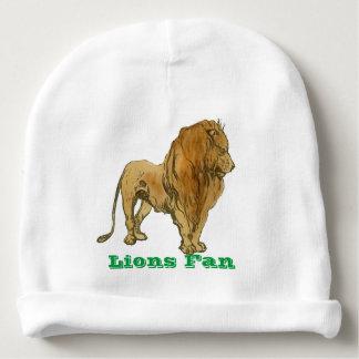 Lion Baby Beanie