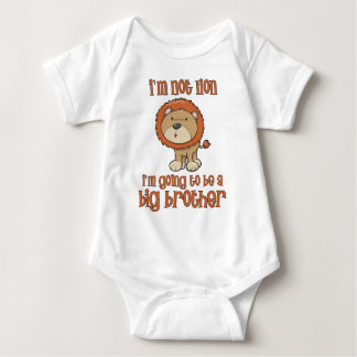 lion big brother t-shirt