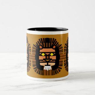 LION Caffe Coffee Mug