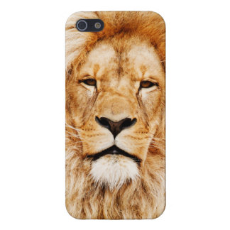 Lion Case iPhone 5/5S Cover