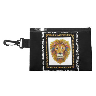 Lion Clip on Accessory Bag Two