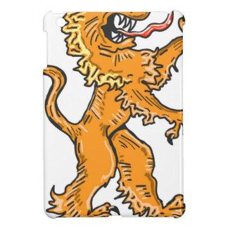 Lion Creature Sketch Vector Case For The iPad Mini