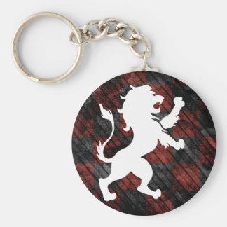 Lion Crest keychain