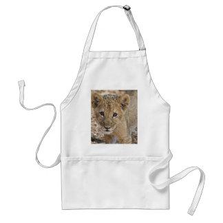 lion cub aprons